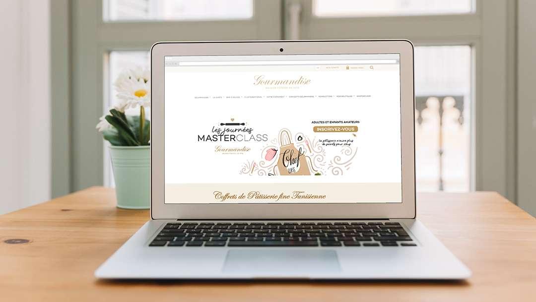 Création référencement site web The Webside