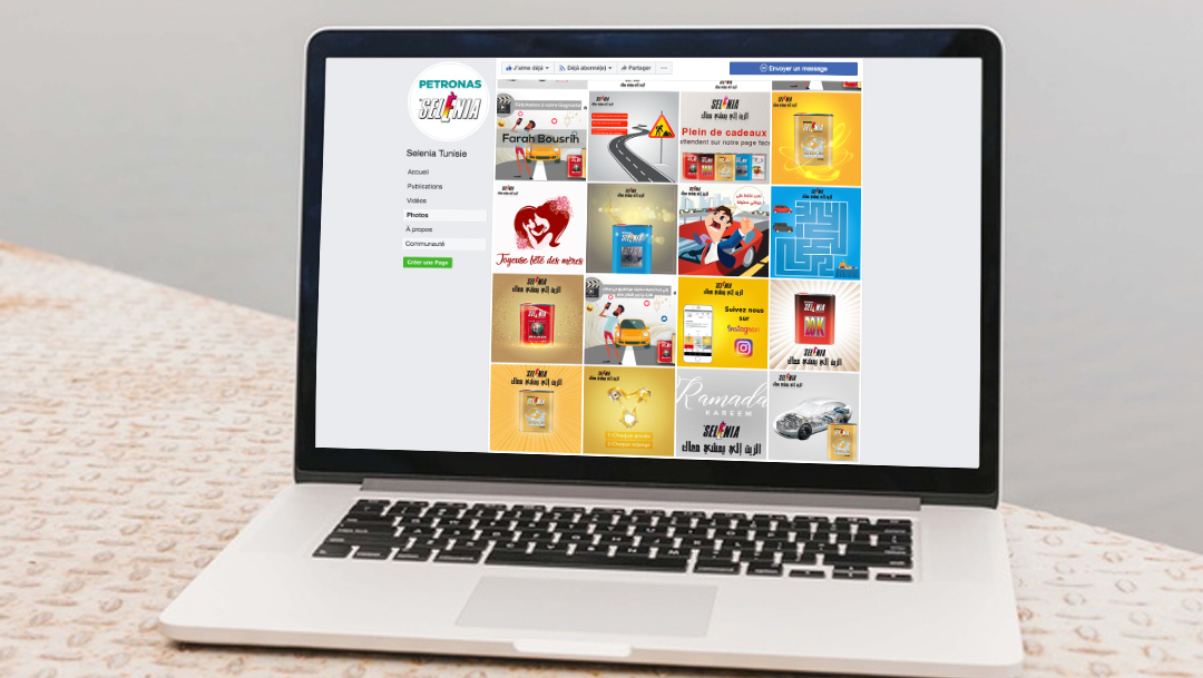 Portfolio community management The Webside